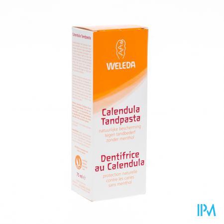 Weleda Tandpasta Calendula 75 ml