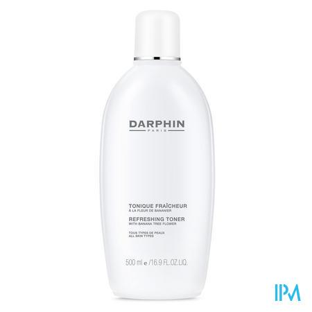 Afbeelding Darphin Verfrissende Tonic met Bananenbloem voor Alle Huidtypes 500 ml.