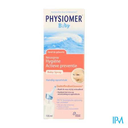 Physiomer Iso Baby Spray 135 ml