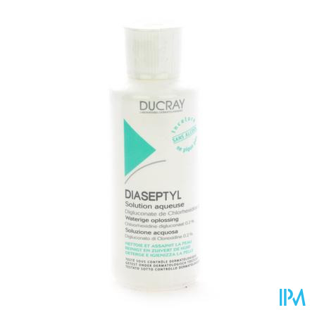 Farmawebshop - DUCRAY DIASEPTYL SOLUTION 125ML