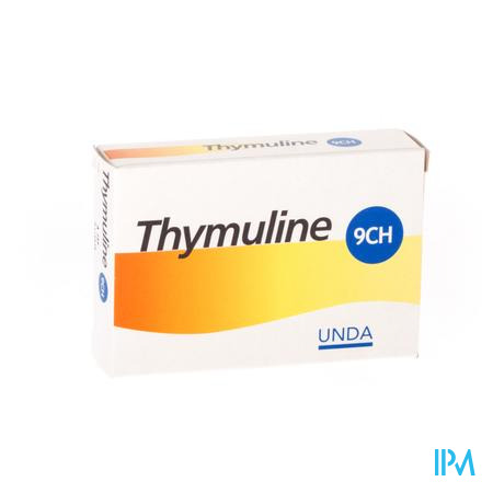 Thymuline 9CH 5 Doses Globules