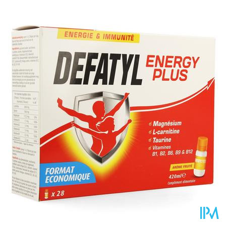 Defatyl Energy Plus Fl 28