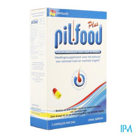 Pilfood Plus Capsule 90