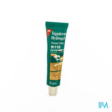 Tegaderm Hydrogel 3m Wound Filler Tube 1x15g