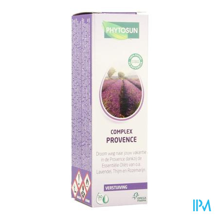 Afbeelding Phytosun Complex Provence voor Verstuiving Flesje 30 ml.