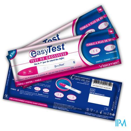Easy Test Zwangerschapstest 1 stuk