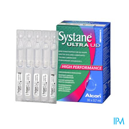 Systane Ultra Oogdruppels 30 x 0.7 ml unidosis