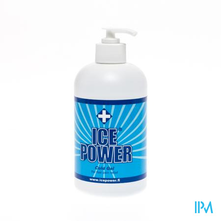 Ice Power 400 ml gel