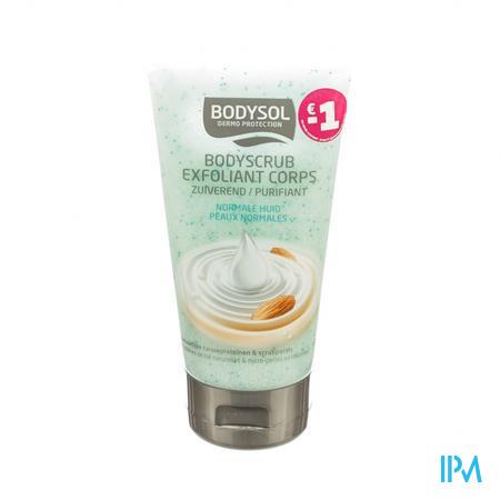 Bodysol Bodyscrub Promo 150 ml