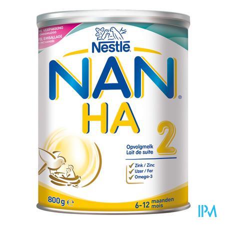 Nan Ha2 Melkpdr 800 gr