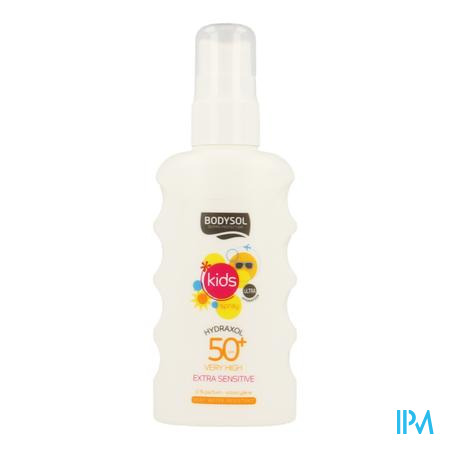 Afbeelding Bodysol Kids Sun Spray 50+ 175ml.