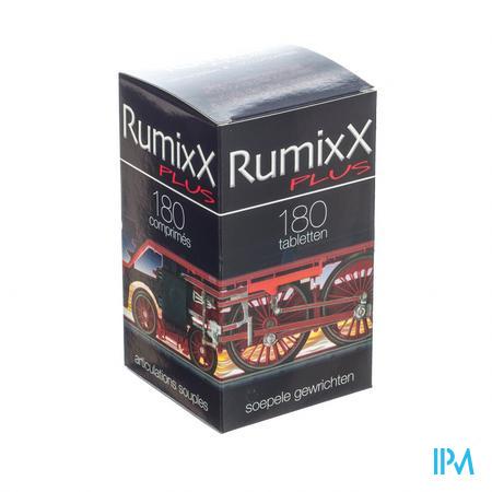 Rumixx Plus Tabl 180x1250mg