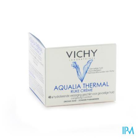 Vichy Aqualia Thermal Riche Pot Creme 50 Ml