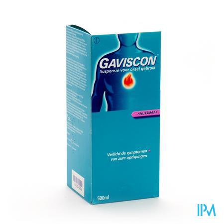 Gaviscon Anijs 500 ml