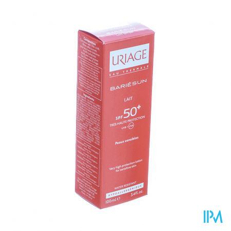 Afbeelding Uriage Bariésun Zonnemelk met SPF 50+ voor Gelaat en Lichaam 100 ml.