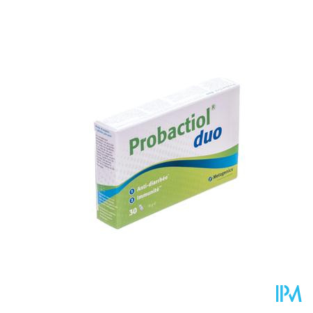 Farmawebshop - PROBACTIOL DUO  30 CAPS