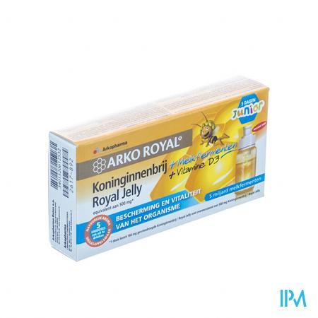 Arko Royal Probiotisch Junior 5 x 7.5 ml