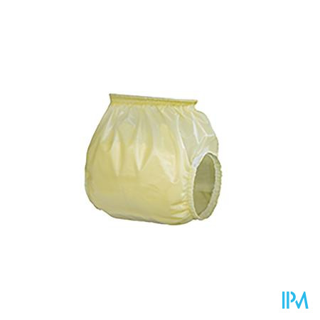 Suprima 1311 Slip Pvc Breed Sterk Unisex Wit T50