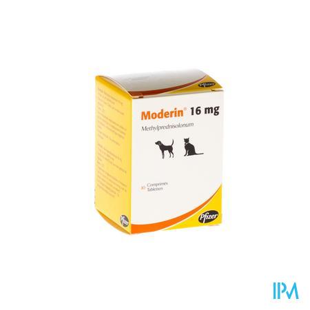 Moderin Comp 30 X 16mg