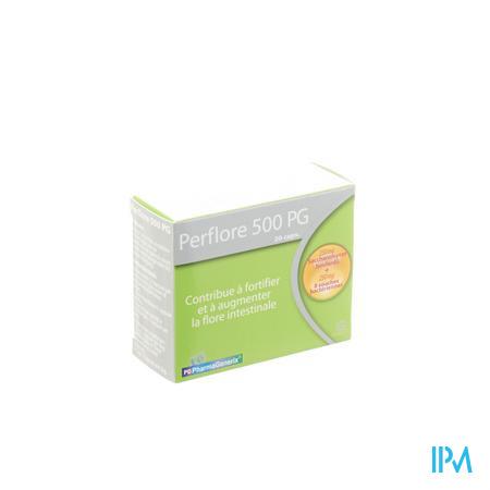 Perflore 500 Pg Pharmagenerix Capsule 20