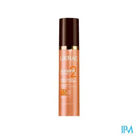 Lierac Sunific Crème Fondante Ip15 50 ml