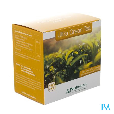 Ultra Grean Tea 180 V- capsules