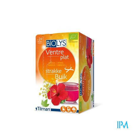 Biolys Fenouil Hibiscus Sach 24