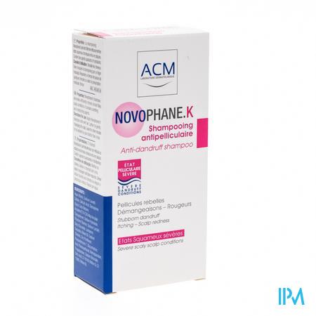 Novophane K Shampoo 125 ml