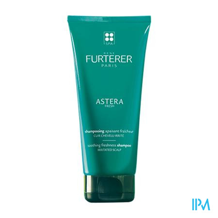 Afbeelding René Furterer Astera Fresh Verkoelende Kalmerende Shampoo voor Gevoelige, Geïrriteerde Hoofdhuid 200 ml.