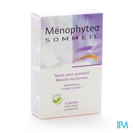 Menophytea Sommeil 30 comprimés