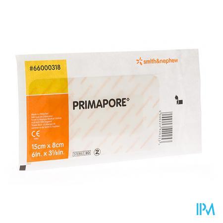 Primapore S&n Pansement Post-op 15cmx 8cm 20 66000318  -  Smith Nephew
