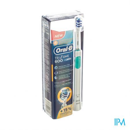 Braun Oral B Trizone 600 D16513 1 stuk