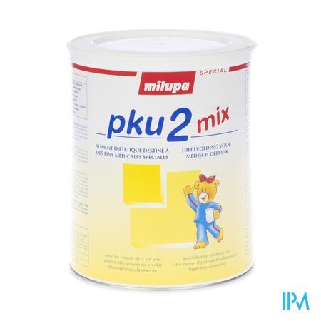 Milupa PKU 2 Mix Poudre 400 g