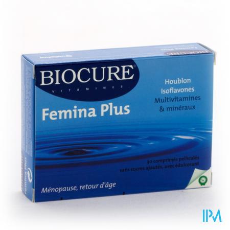 Biocure Femina Plus 30 comprimés