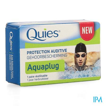 Quies Gehoorbescherming Aquaplug 1 Paar