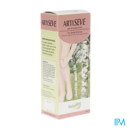 Herbalgem Artiseve 250ml