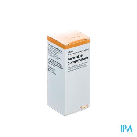 Heel Aesculus Compl. Druppels 30 ml