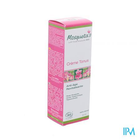 Mosquetas Rose Cr Rozenolie Bio A/rimpel 50ml