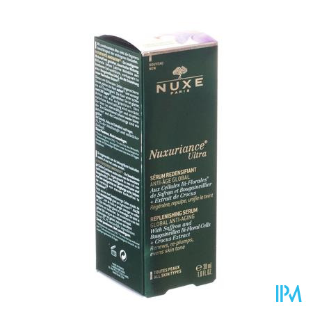 Nuxe Nuxuriance Ultra Serum Verstev. A/age 30ml