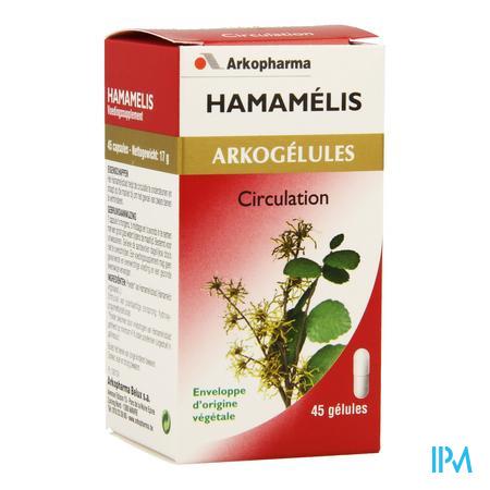 Arkogelules Hamamelis Vegetal 45