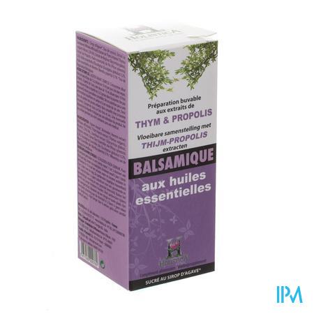 Tijm & Propolis Siroop Bioholistic 150 ml