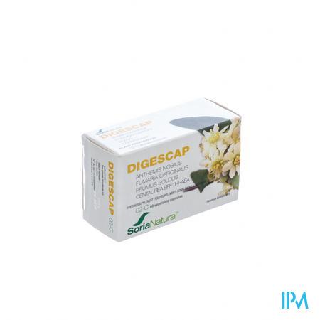 Soria 2 - C Digescap 60 capsules