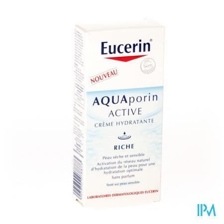 Eucerin Aquaporin Hydra Riche 40 ml crème