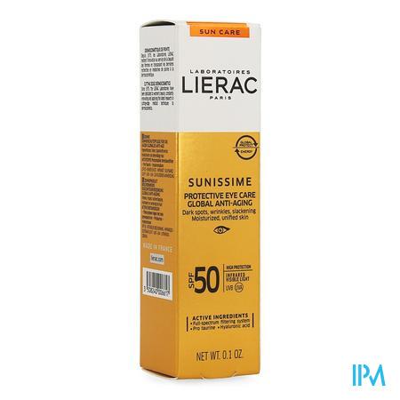 Lierac Sunissime Contour Yeux Teinte Ip50 Stick 3g
