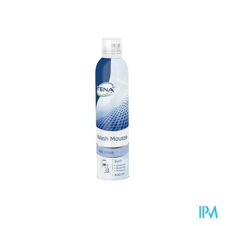 Tena Wash Mousse Nf 400ml 6570