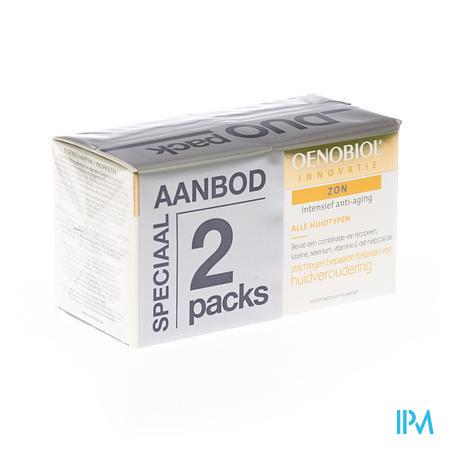 Oenobiol Zon Intensief Anti-Age Duopack 2x30 capsules