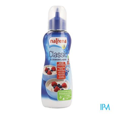 Natrena Liquide - Vloeibaar 125 ml