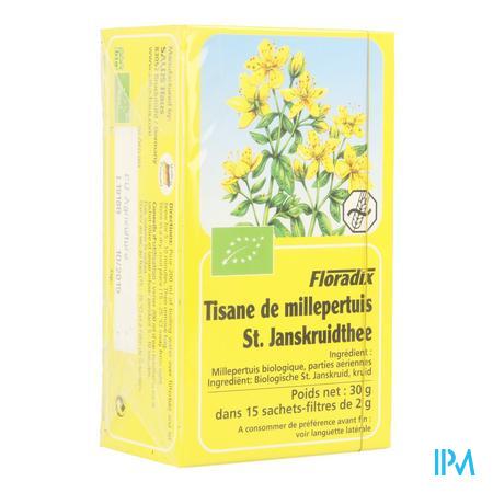 Salus Floradix St-janskruid 15 zakjes