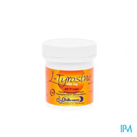 L-tyrosine Capsule 60x500 mg  -  Deba Pharma