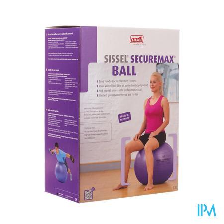 Sissel Ball Securemax Zitbal Diam.65cm Grijs